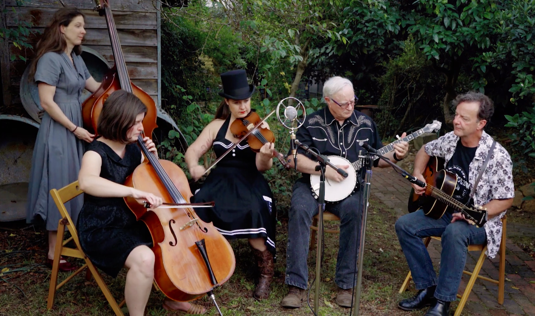 Appalachian Heaven Stringband