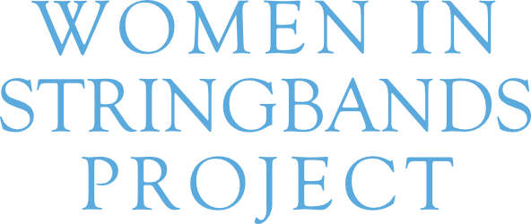 Women in String Bands Project